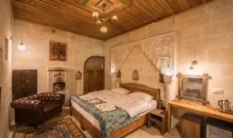 Deluxe Stone Rooms