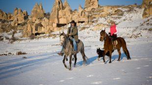 CAPPADOCIA HORSE BACK RIDING