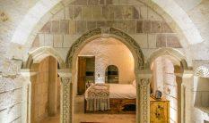 Deluxe Double Stone Room